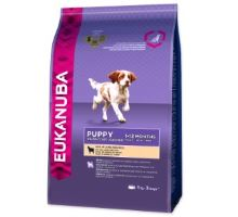 Eukanuba Puppy & Junior Lamb & Rice 1kg