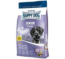 Happy Dog Supreme Adult Fit & Well Senior 4kg  VÝPREDAJ
