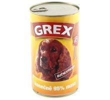 Grex konz. pes hydinové 1280g