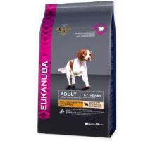 Eukanuba Adult Small & Medium Lamb & Rice 2,5 kg