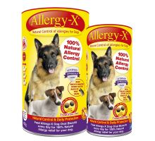 Allergy-X Prírodný prostriedok proti alergiám pre psov 150g