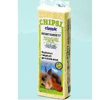Chipsy CLASSIC lisované hobliny 60 L