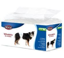 Papierové plienky pre psov SM 30-46 cm [12 ks / bal.]