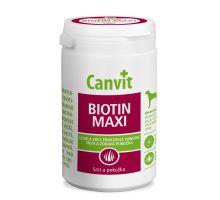 Canvit Biotín Maxi pre psov 500g