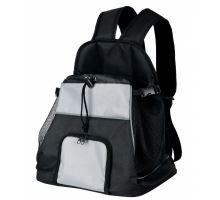 Cestovní batoh na hrudník TAMINO 32x37x24 cm černo/šedý