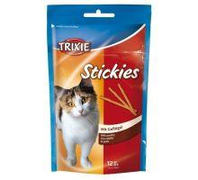 Esquisita Stickies hydinové tyčinky mačka 12ks
