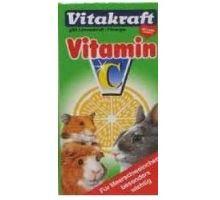 Vitakraft Rodenta škrečok Vitamín C 10ml