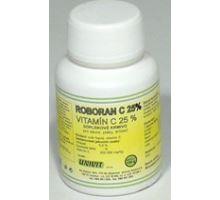 Vitamín C 25 plv 250g