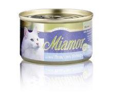 Miamor Cat Filet konzerva tuniak + krevety 100g