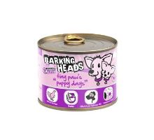 Barking HEADS Tiny Paws Puppy Days konzerva 200g
