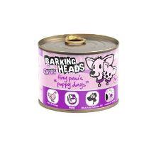Barking HEADS Tiny Paws Puppy Days konzerva 200g