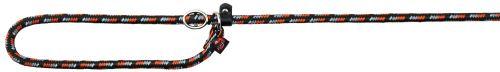 Mountain Rope retríver vodítko SM 1,7 m / 8 mm čierno / oranžové