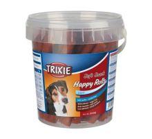 Soft Snack Happy Rolls - tyčinky s lososom, kýblik 500g