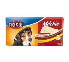 Milchie - čokoláda s vitamínmi biela 100g - TRIXIE