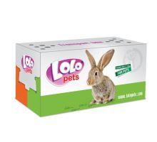 Lolopets kartónová škatuľa na transport veľká 27x13x13 cm