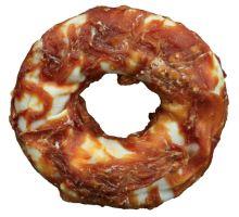 DENTAfun - byvolie krúžok obalený kuracím mäsom 10 cm / 110 g
