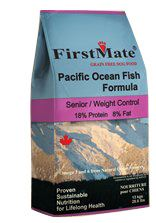 First Mate Pacific Ocean Fish Senior 13kg