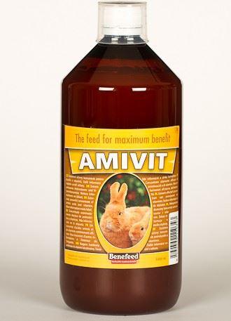 AMIVIT K králiky 1000ml