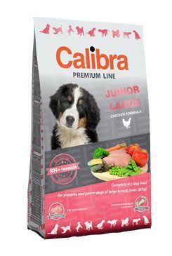 Calibra Dog Premium Line Junior Large 2 balenia 12kg