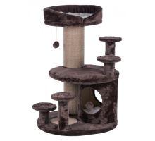 Škrabadlo EMIL pre staršie mačky 96 cm hnedo   béžovo   prírodný 6cac3143c00