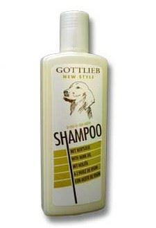 Gottlieb šampón s makadamovým olejom šteňa 300ml