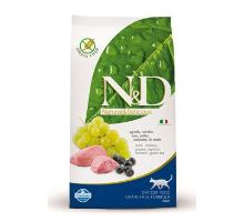 N&D Grain Free CAT Adult Lamb & Blueberry 2 balenia 10kg