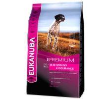 Eukanuba Adult Working & Endurance 2 balenia 15kg