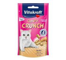 Vitakraft Cat pochúťka Crispy Crunch sladový 60g