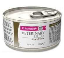 Eukanuba VD Cat konzerva Oxalate Urinary 170g
