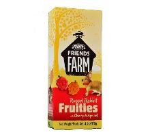 Supreme Tiny Farm Snack Russel Fruitees králik 120g