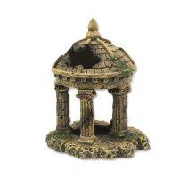Dekorácie Zrúcanina hradu 10,4 cm 1ks