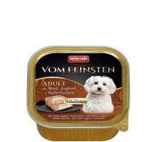 V.Feinsten CORE hovězí, jogurt + vločky pro psy 150g