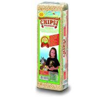 Chipsy lisované hobliny JAHODA 15 L / 1 kg