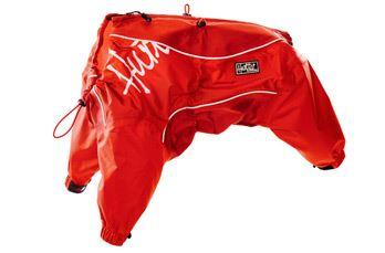 Obleček Hurtta Outdoors Outdoor overall červená 352 VÝPREDAJ