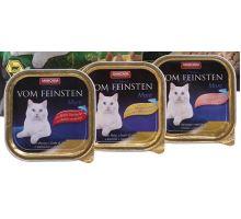Animonda paštéta MARE - losos, krevety pre mačky 100g