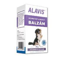 Alavis Ochranný a hojivý balzam na labky 50g