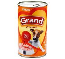 GRAND konz. pes morčacie 1300g