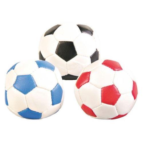 Futbalová lopta (kože plnená molitanom) TRIXIE 11cm