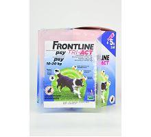 Frontline Tri-Act pre psov Spot-on M (10-20 kg) 1 pip