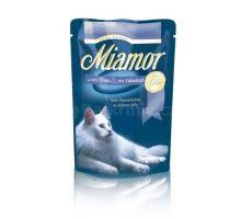 Miamor Cat Filet vrecko tuniak + kalamáry100g