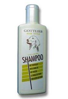 Gottlieb šampón s norkovým olejom vaječný 300ml