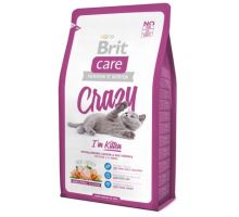 Brit Care Cat Crazy I´m Kitten 2 balenia 7kg