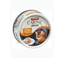 Animonda konzerva CARNY Ocean - tuniak + ráčiky 80g