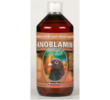 KNOBLAMIN H pre holuby cesnakový olej 500ml