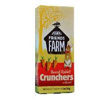 Supreme Tiny Farm Snack Russel crunchers králik 120g