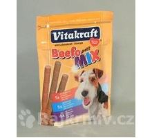 Vitakraft Dog pochúťka Beef Petit mix 15ks