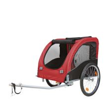 Vozík pre psa za bicykel L 60x57x80cm do 40 kg