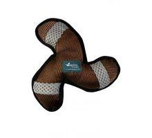 Papillon hračka tvrdá trojkrídlové bumerang 27cm