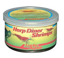 Lucky Reptile Herp Diner krevety 35g - velké