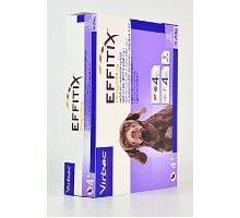 Effitix pre psov Spot-on M (10-20 kg) 4 pipety